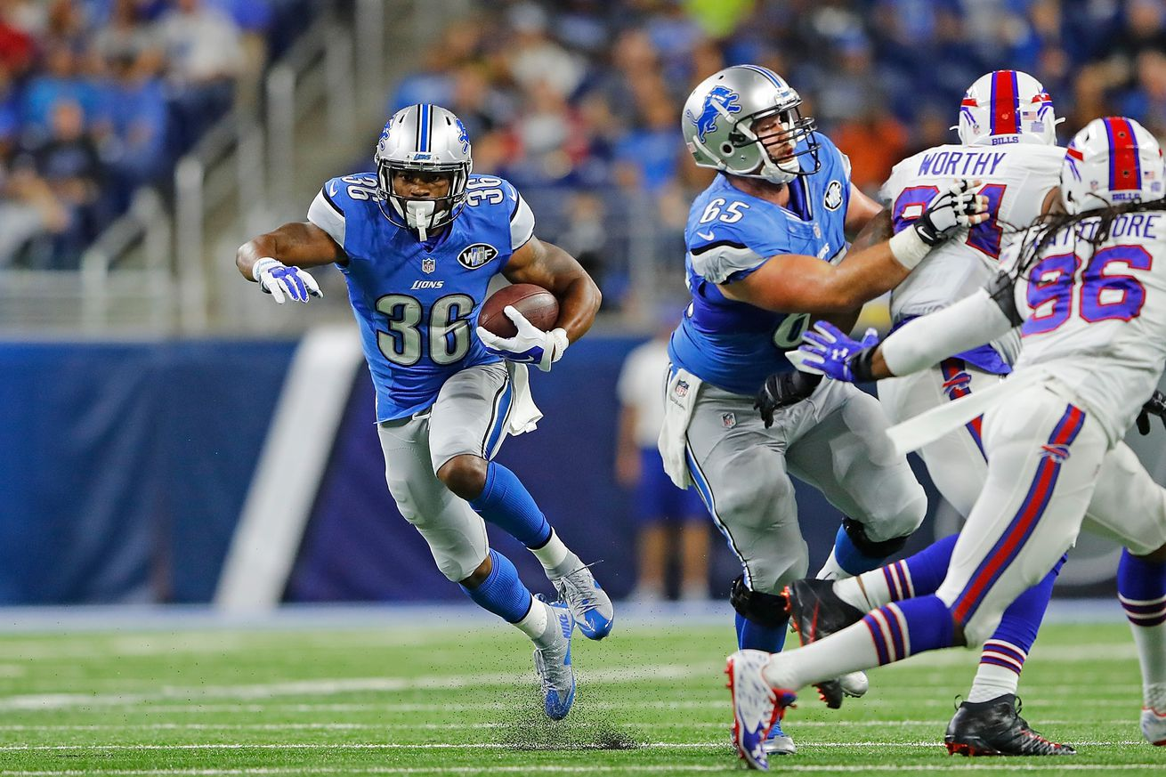 Jerseys NFL Online - Detroit Lions roster cuts: Alternate 53-man roster prediction ...