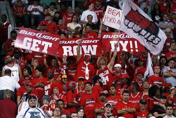 The Dream Shake, a Houston Rockets community