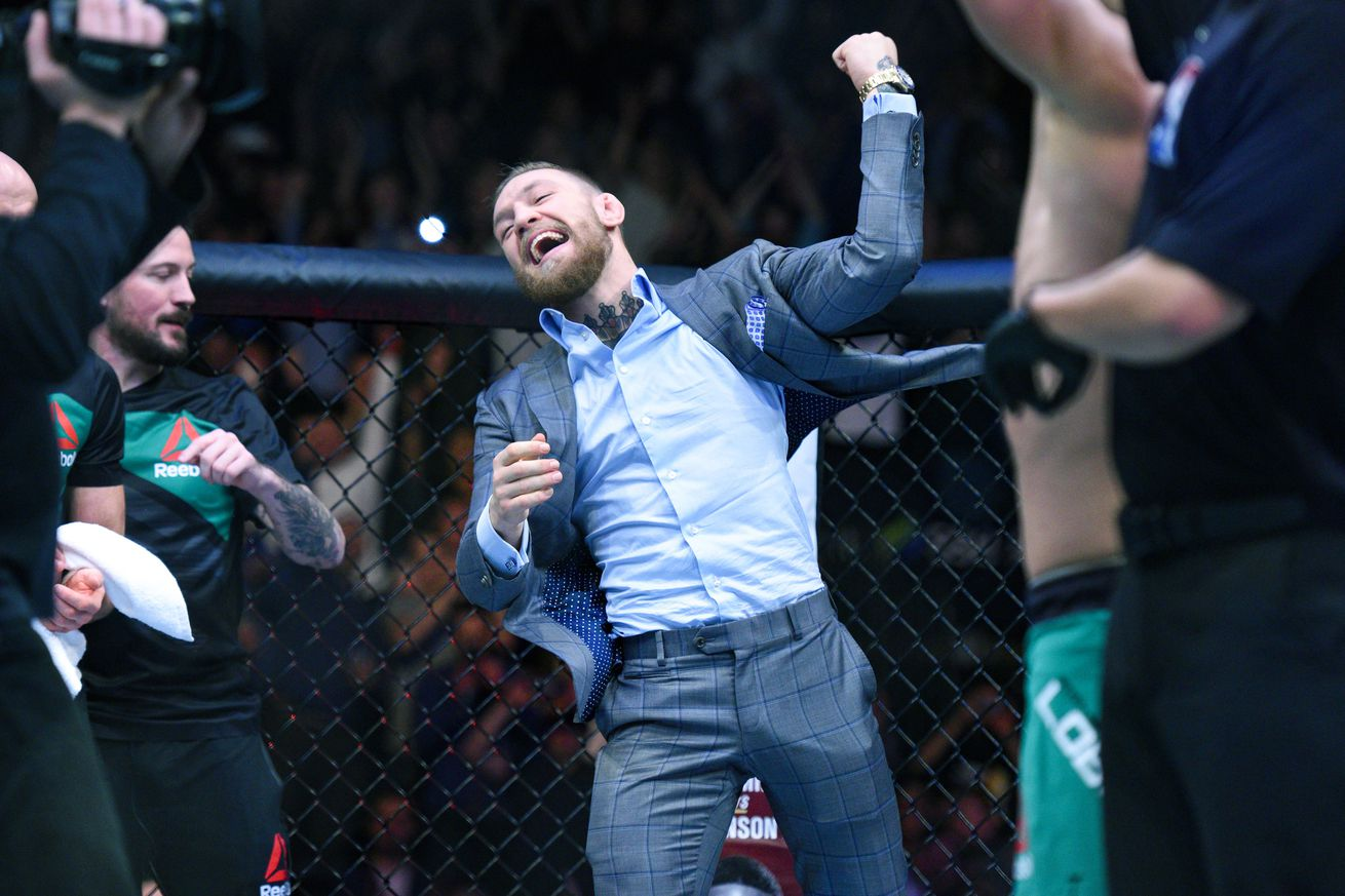 Conor McGregor trashed a hotel room and left it littered with Nitrous Oxide canisters
