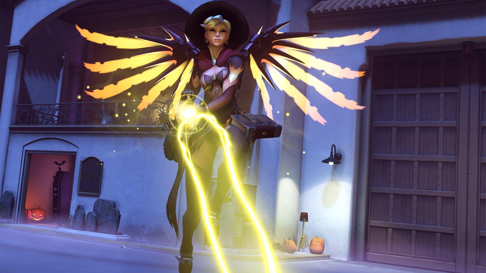 Mercy witch