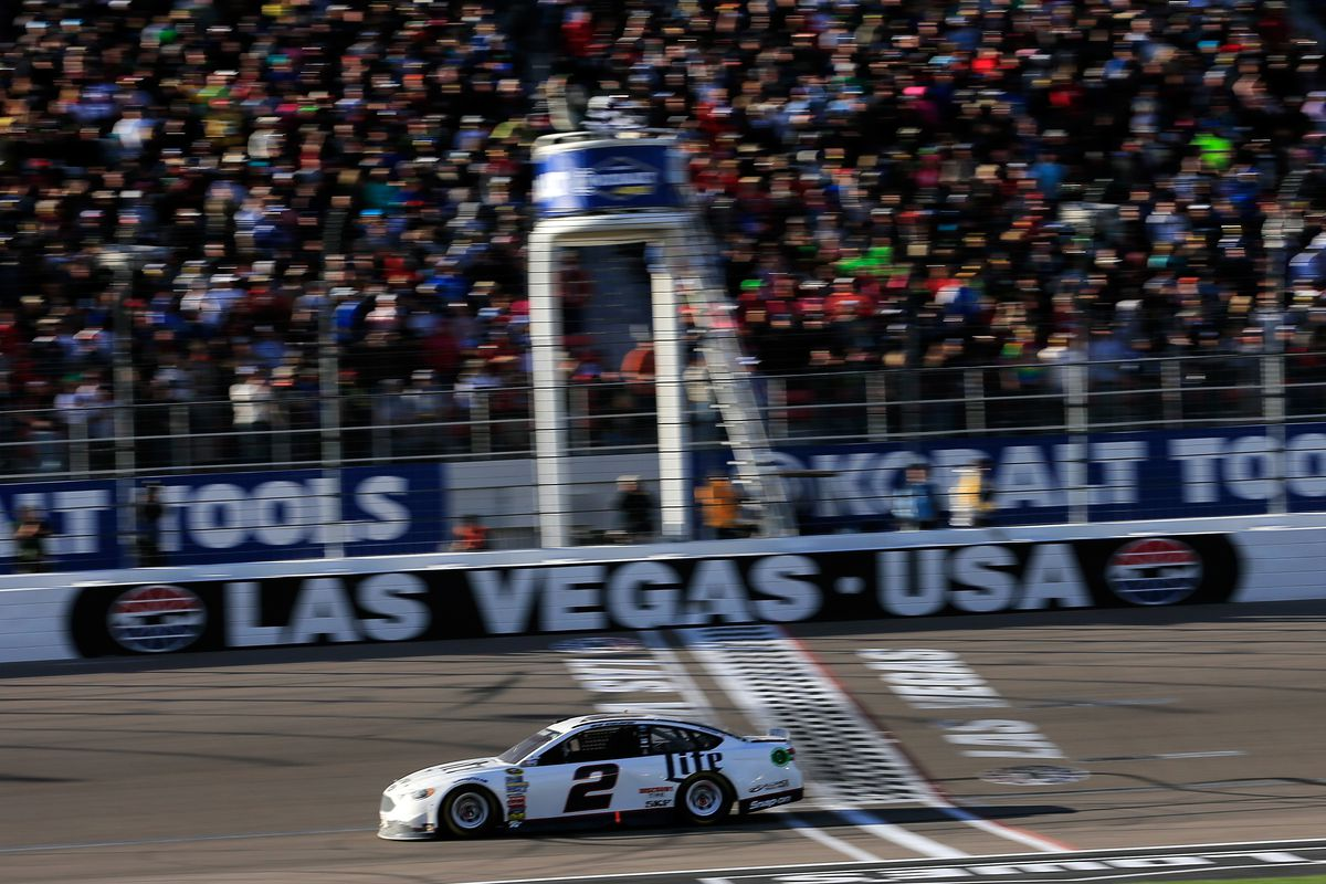 Las vegas gets 2nd nascar cup series race in 2018 new for Las vegas motor speedway nascar