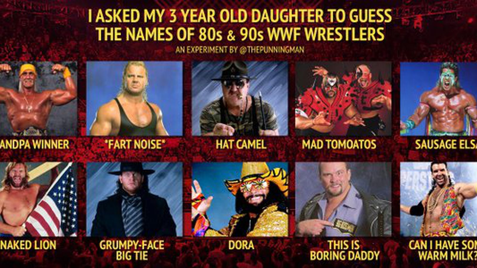 Old Wrestlers Names 21