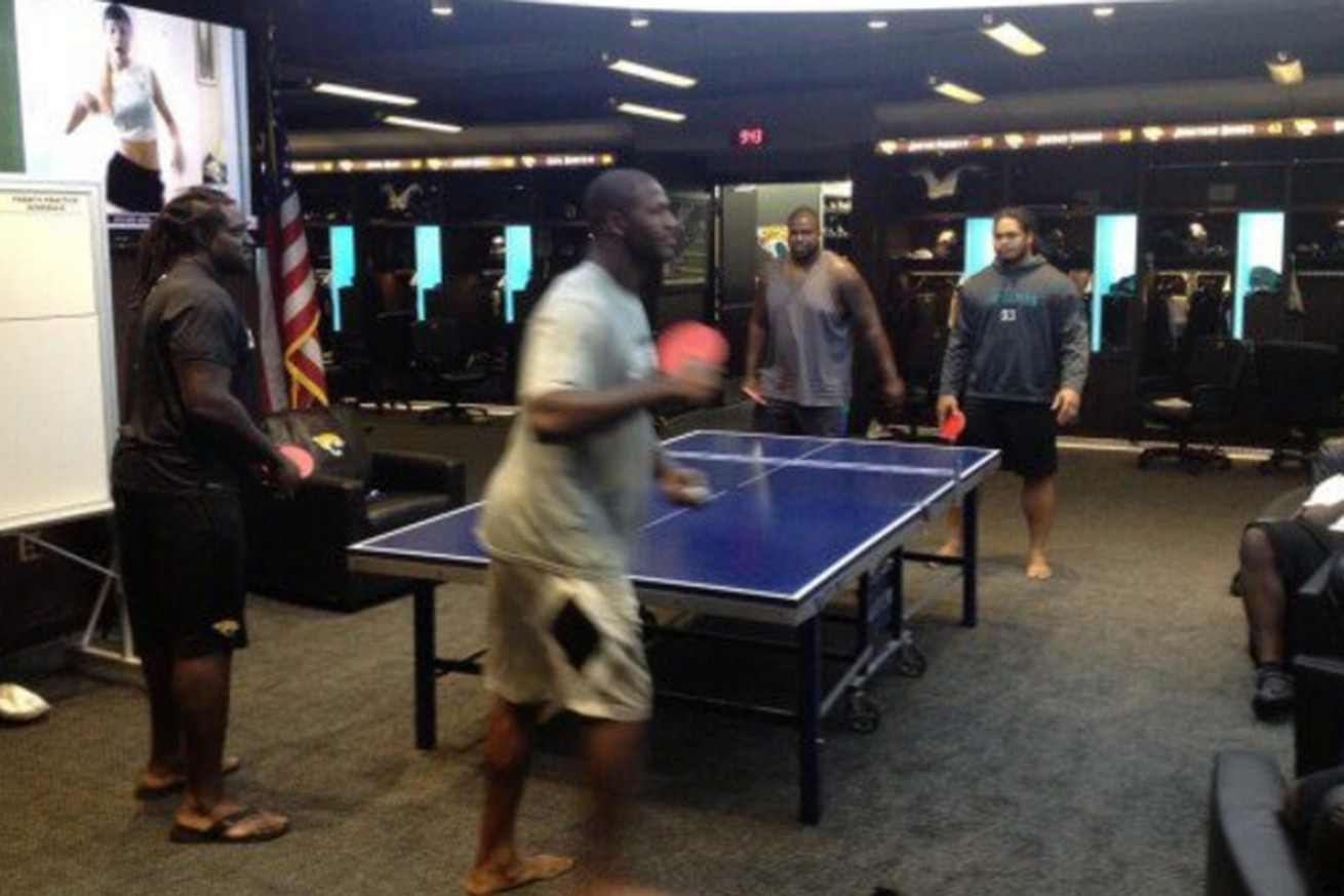 Round table discussion: The Jaguars removed their beloved locker room ping pong table, where do we go from here?
