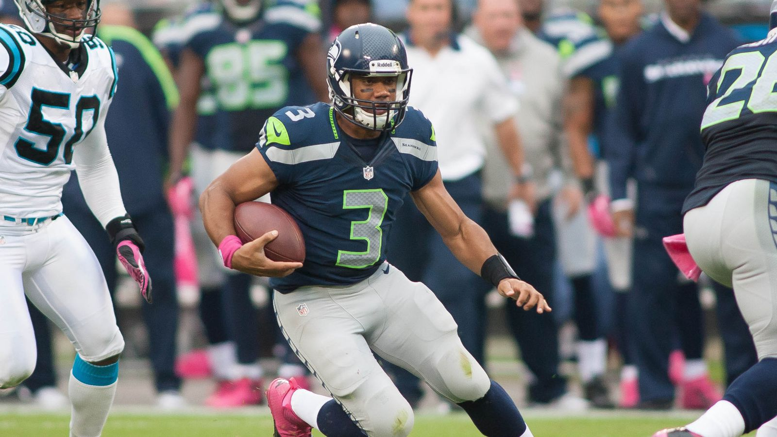 Rockets Vs Grizzlies >> Seahawks vs. Panthers: Fantasy football projections