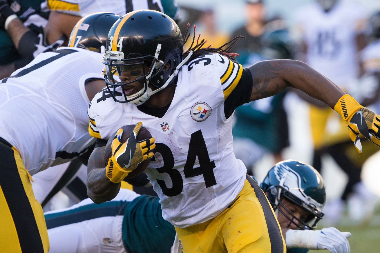 Steelers Podcast: Will DeAngelo Williams become a forgotten man when Le'Veon Bell Returns?