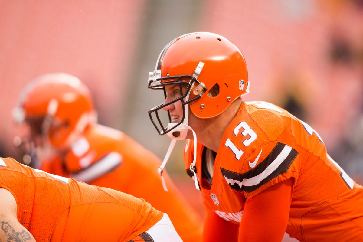 Josh McCown meeting with New York Jets