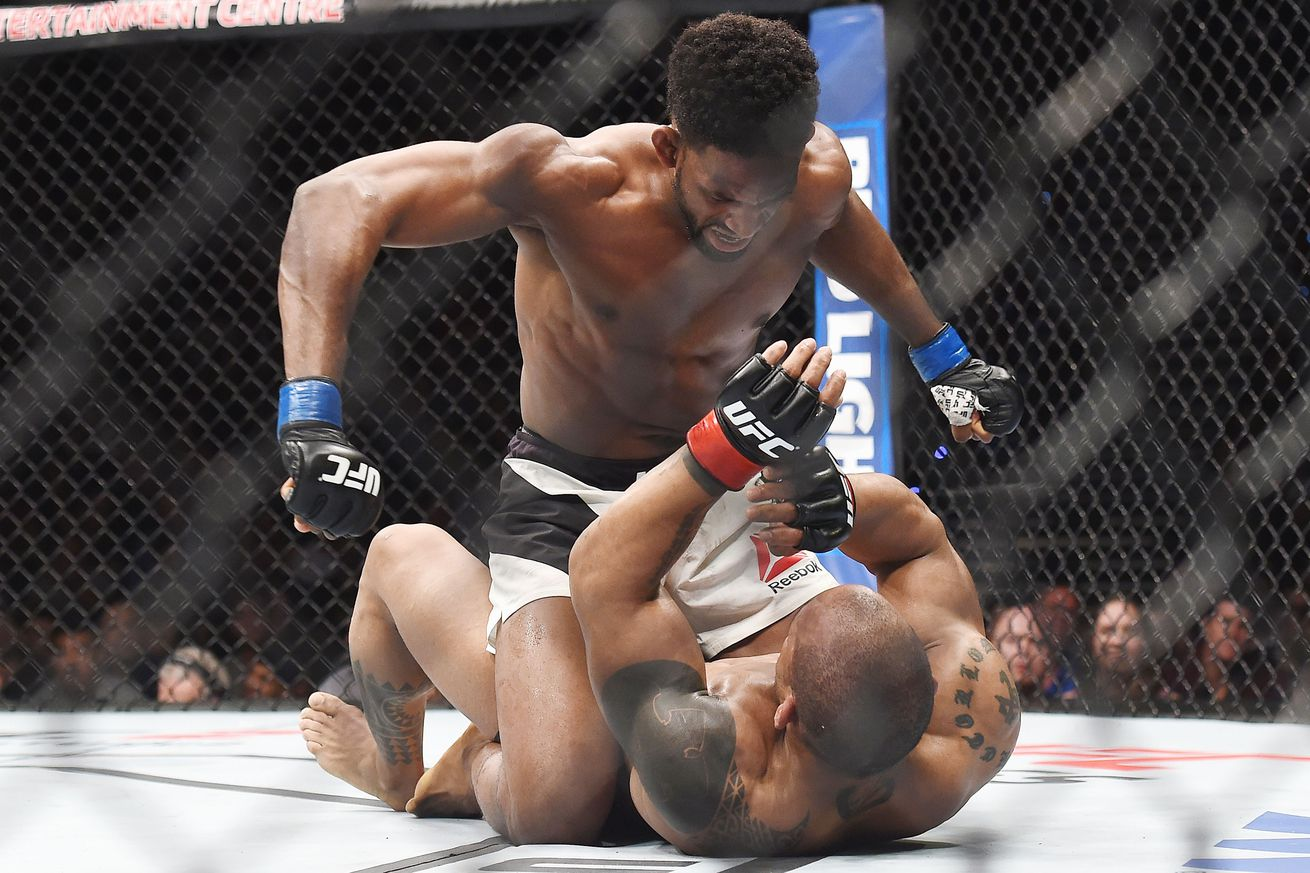 community news, Jorge Masvidal on Hector Lombard vs. Neil Magny: Referee was just trying to be fair