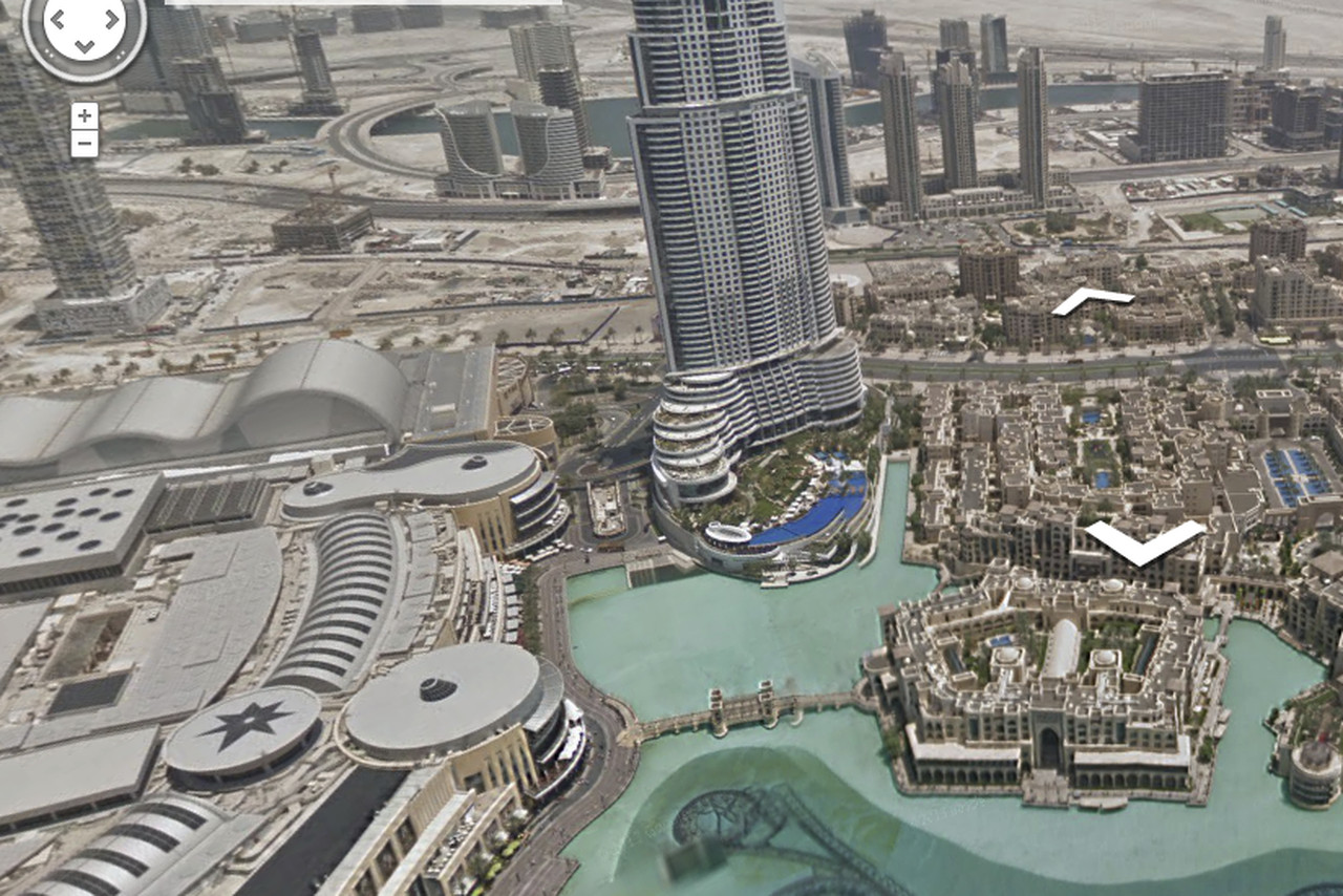 Google 39 S Street View Maps The World 39 S Tallest Building