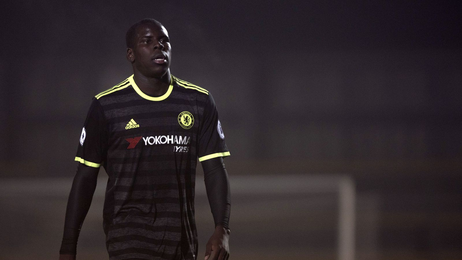Kurt Zouma eager to return to Chelsea first-team action