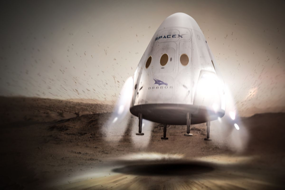 Image result for the story of people who are going to Mars