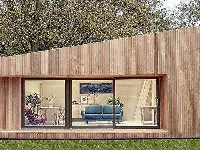 These sustainable prefab homes are meant to last