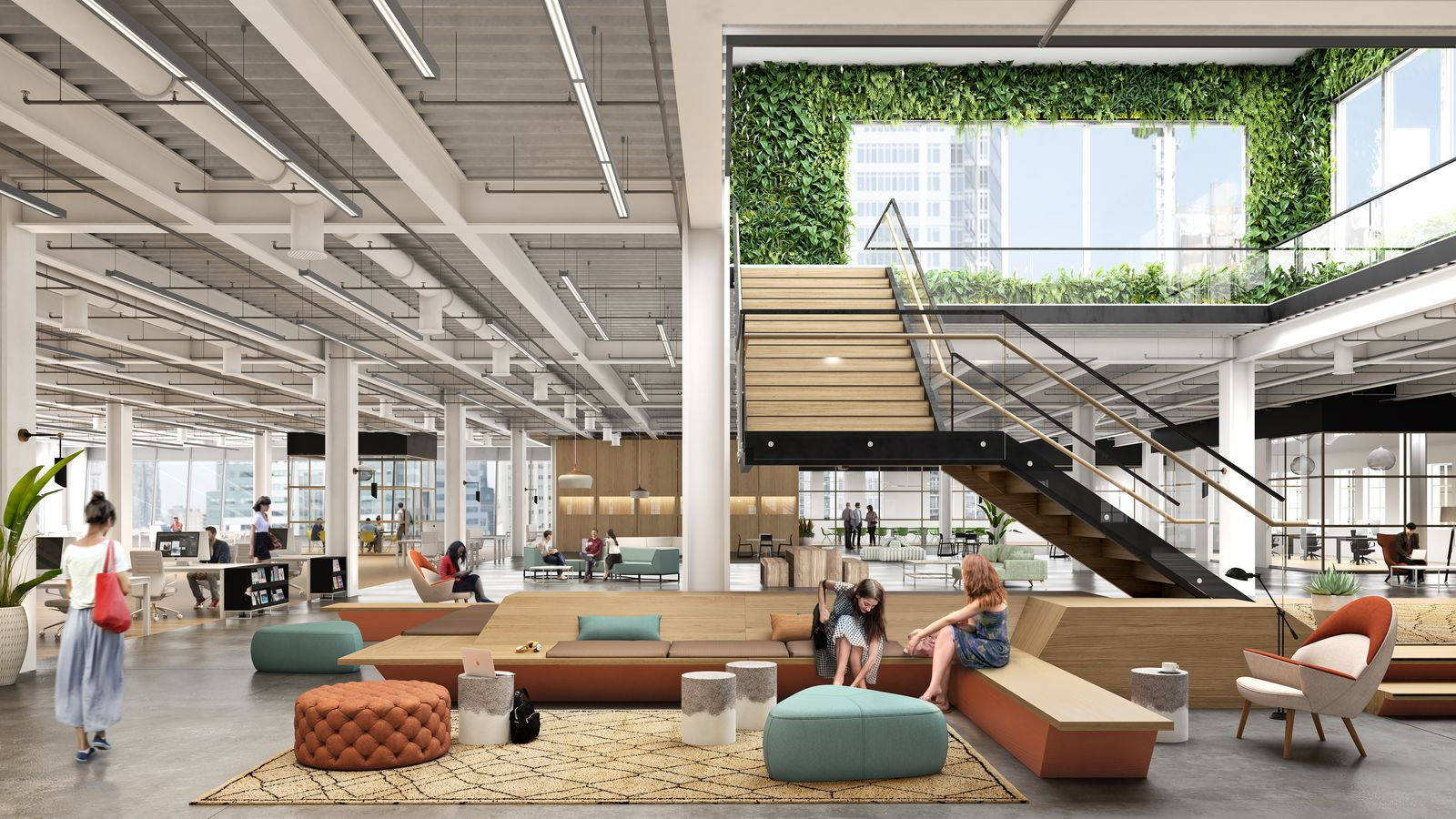 Downtown Brooklyn S Macy S Will Sprout Creative Office Hub