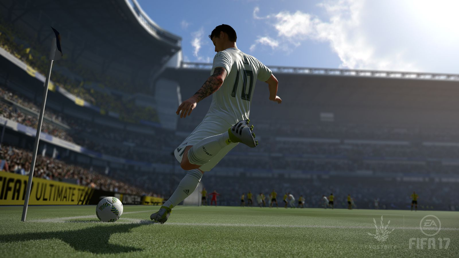 FIFA 17 is aiming for romance of the beautiful game