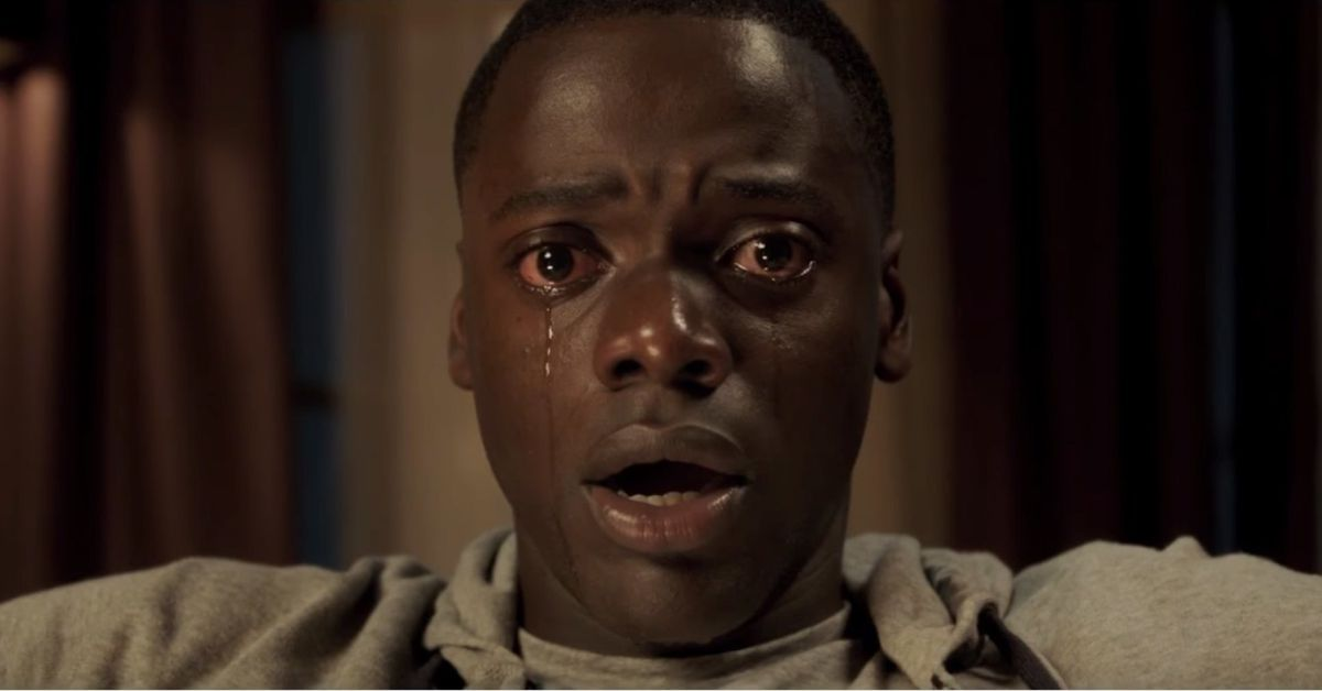 Get Out is a horror film about benevolent racism. It's spine ...