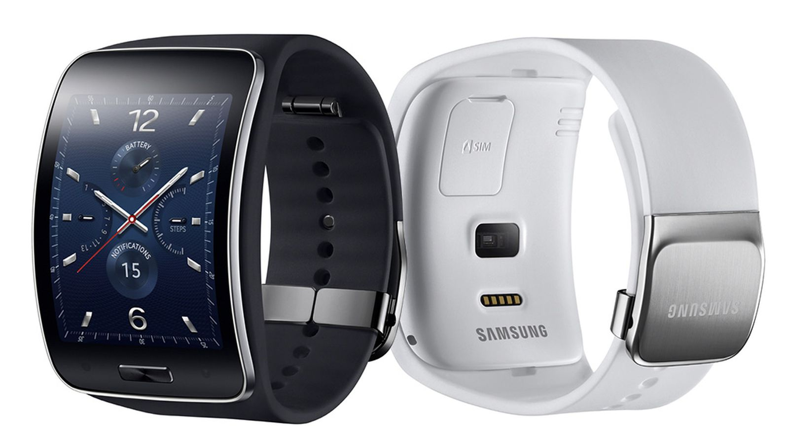 samsung announces curved gear s smartwatch with 3g the verge. Black Bedroom Furniture Sets. Home Design Ideas