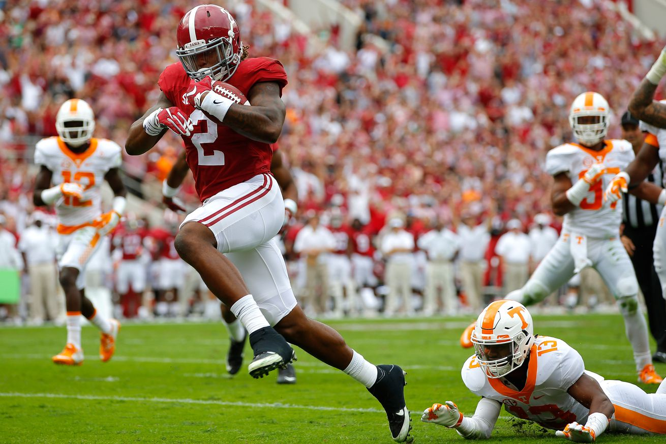 Titans agree to terms with Derrick Henry and 5 other draft picks ...