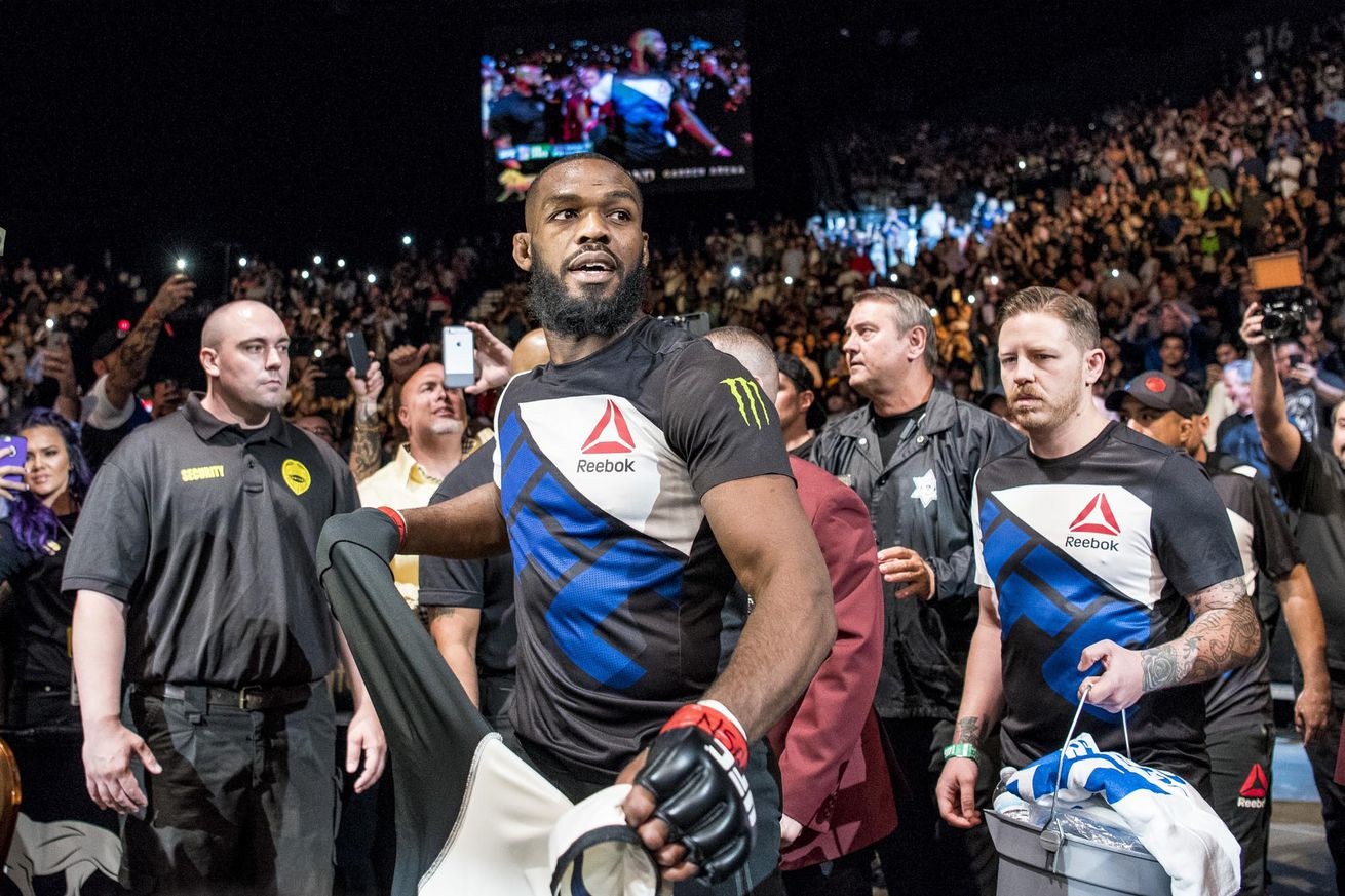 Chael Sonnen: Jon Jones looked terrible in last fight, but no one can beat the son of a b*tch