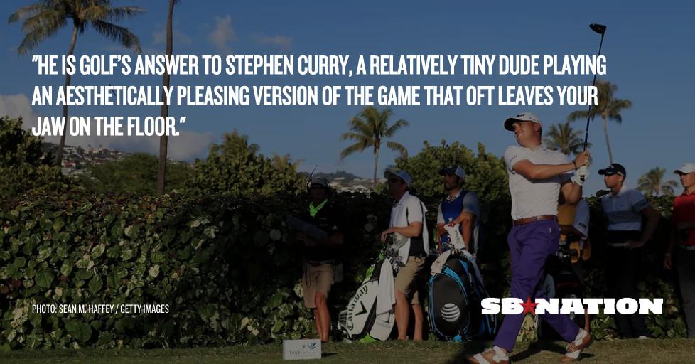 Justin Thomas is golf's next superstar