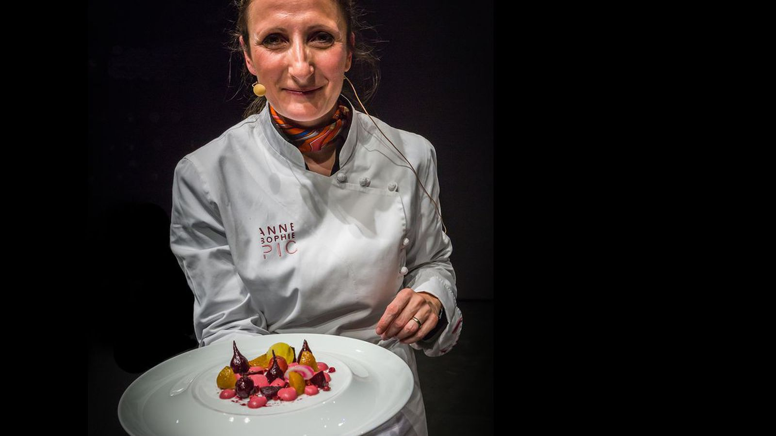 acclaimed french chef anne sophie pic scraps plans to open. Black Bedroom Furniture Sets. Home Design Ideas