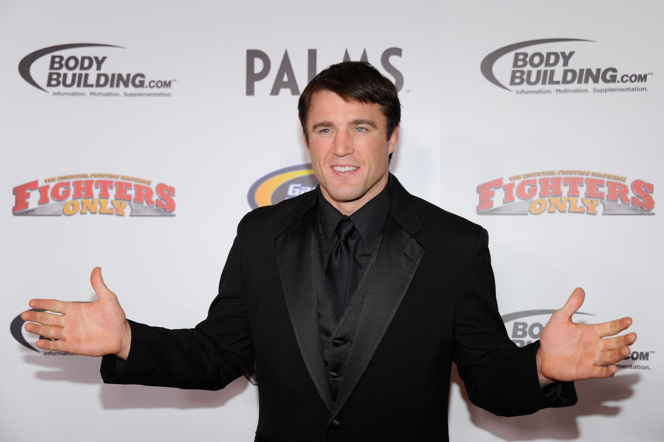 Chael Sonnen fired for cheating on 'Celebrity Apprentice' (Video)