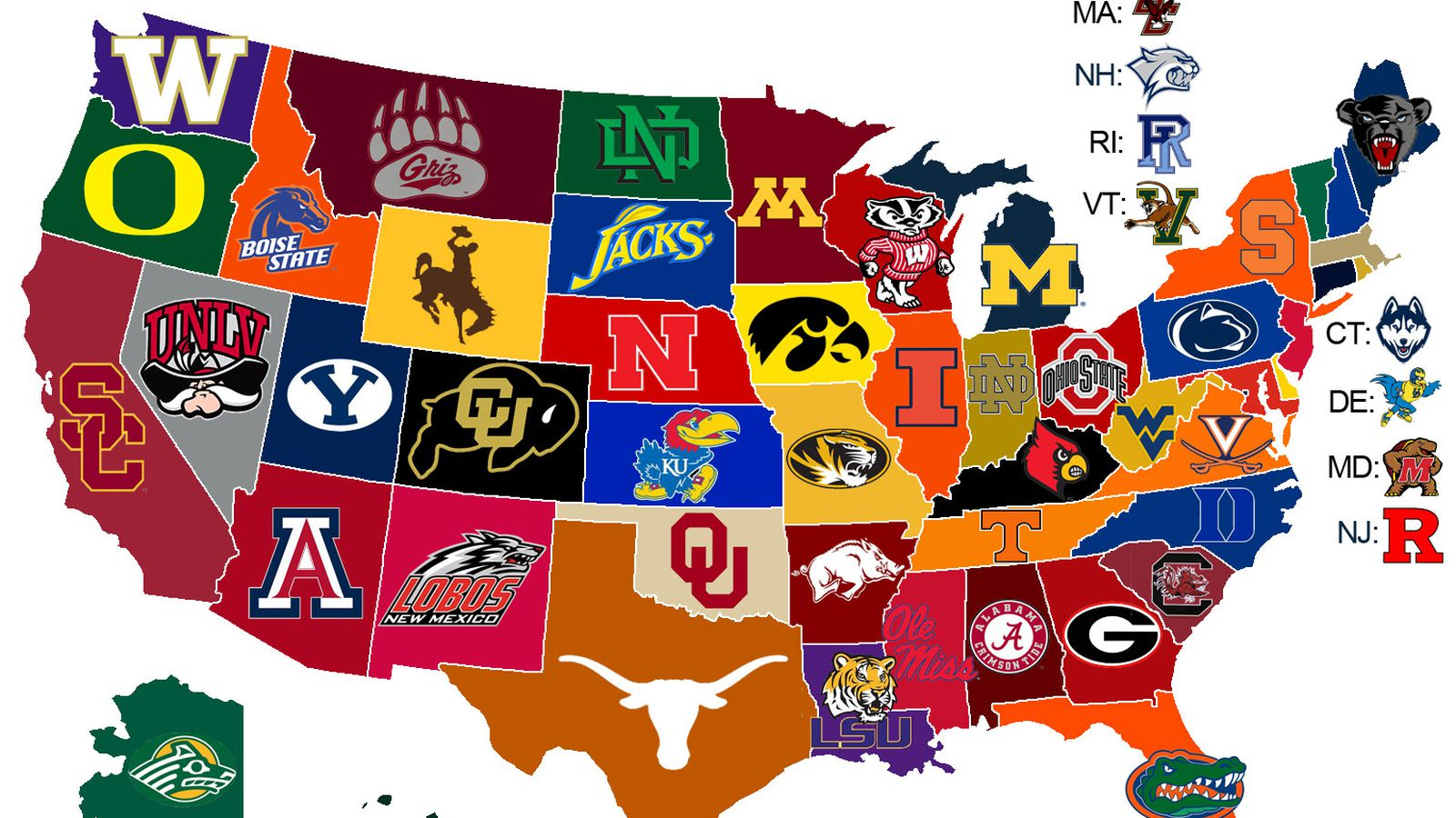 collage odds college foootball
