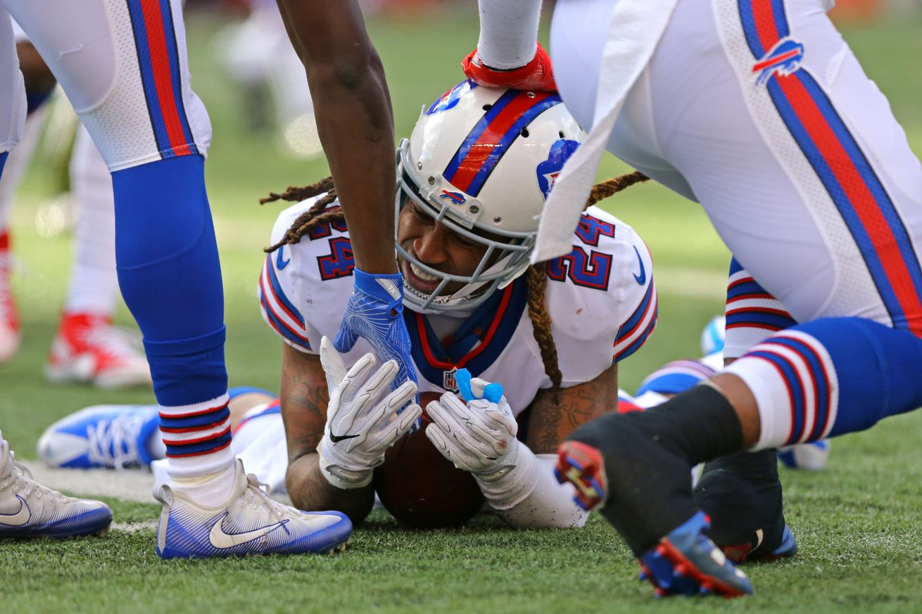 Stephon Gilmore prepping for physical battle with Oakland's Michael Crabtree