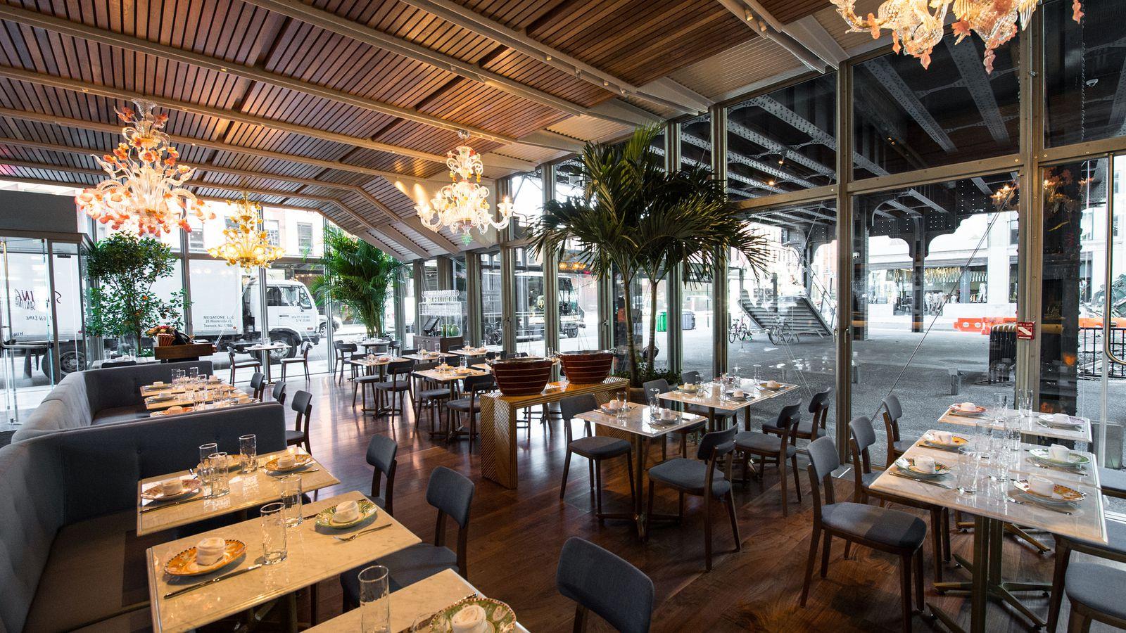 Eleven Madison Park Remains A Four Star Restaurant Praise