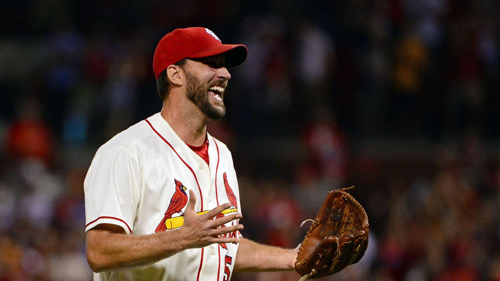 adam wainwright u2019s rank among cardinals pitchers