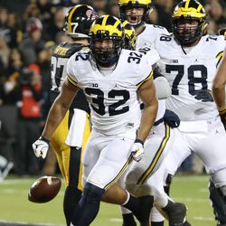 Ty Isaac ran 74 times for 417 yards (an average of 5.6), with 5 touchdowns on the ground. He is averaging 6.0 yards a carry in his college career.