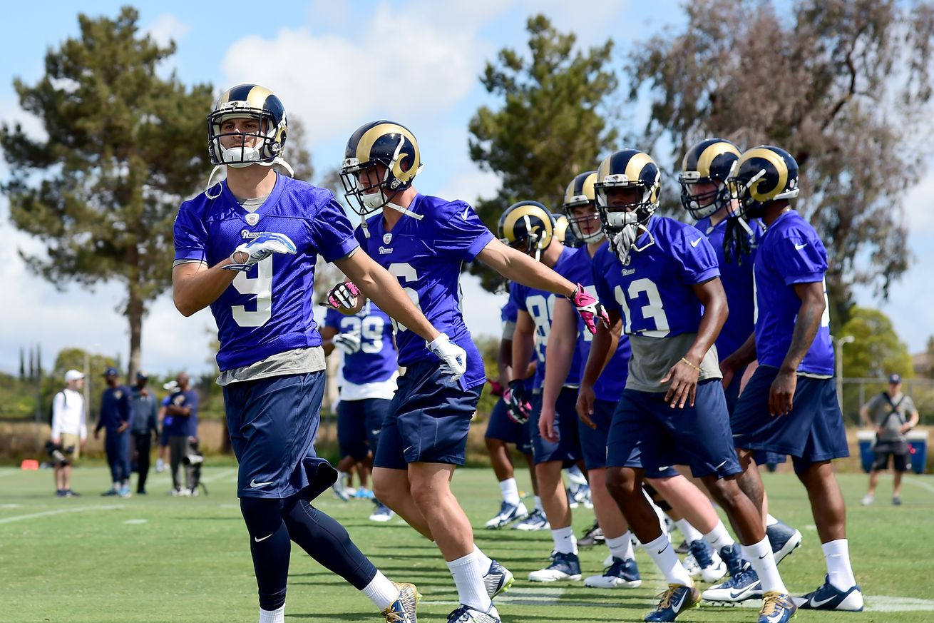 Official Nike Jerseys Cheap - Los Angeles Rams Waive WR Isiah Ferguson, Sign WR J.J. Worton ...