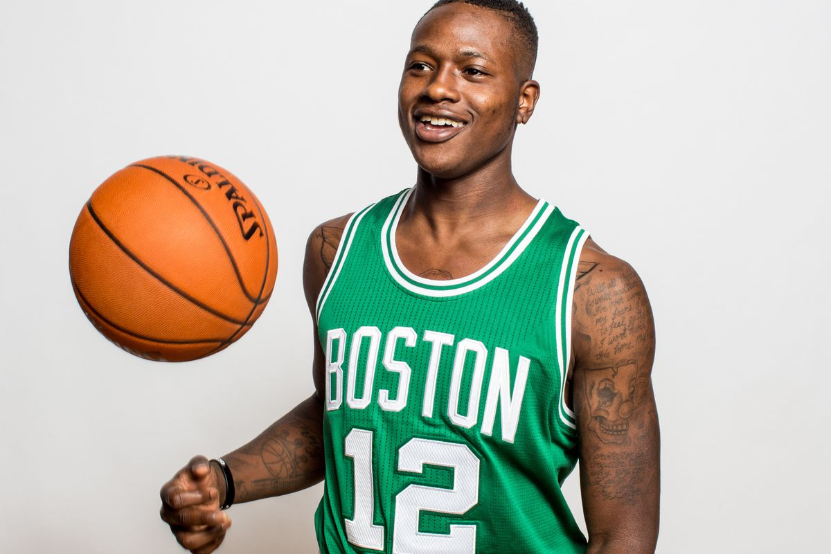 terry rozier garnering praise this preseason for boston
