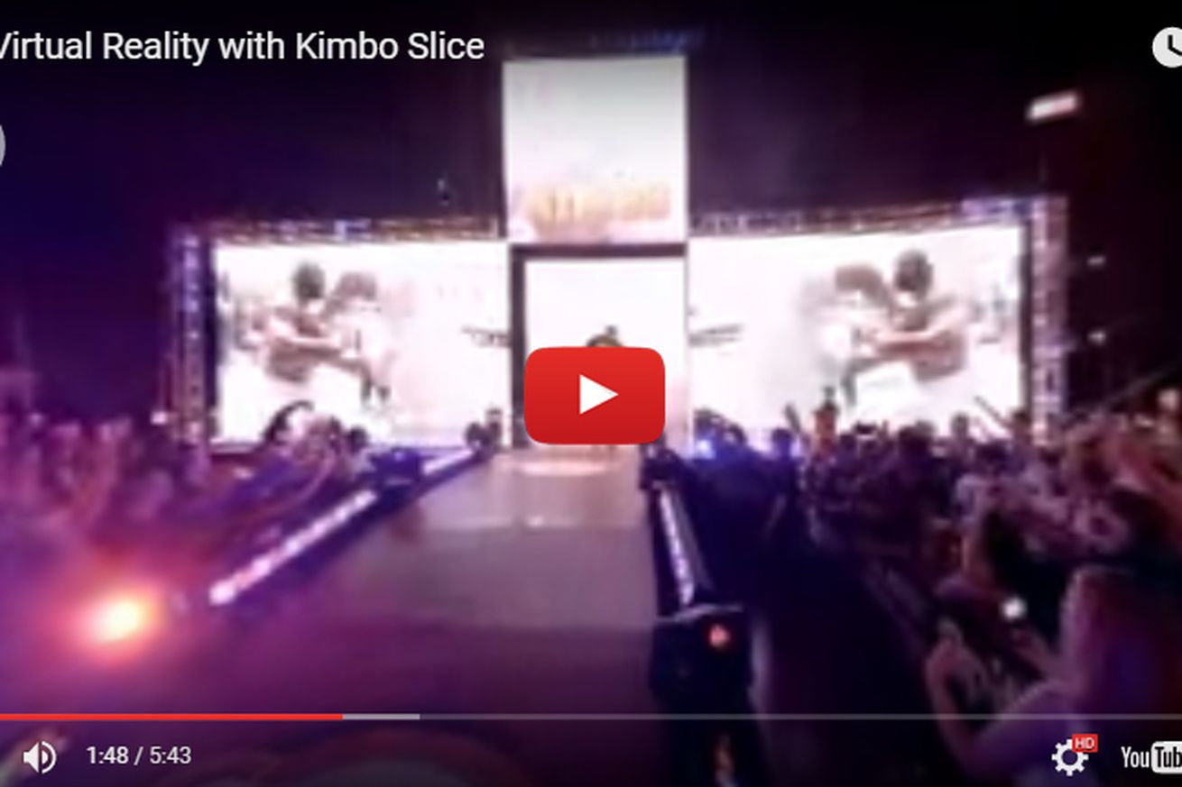 community news, Video: Experience Bellator 149 Shamrock vs Gracie 3 in 360 degree virtual reality