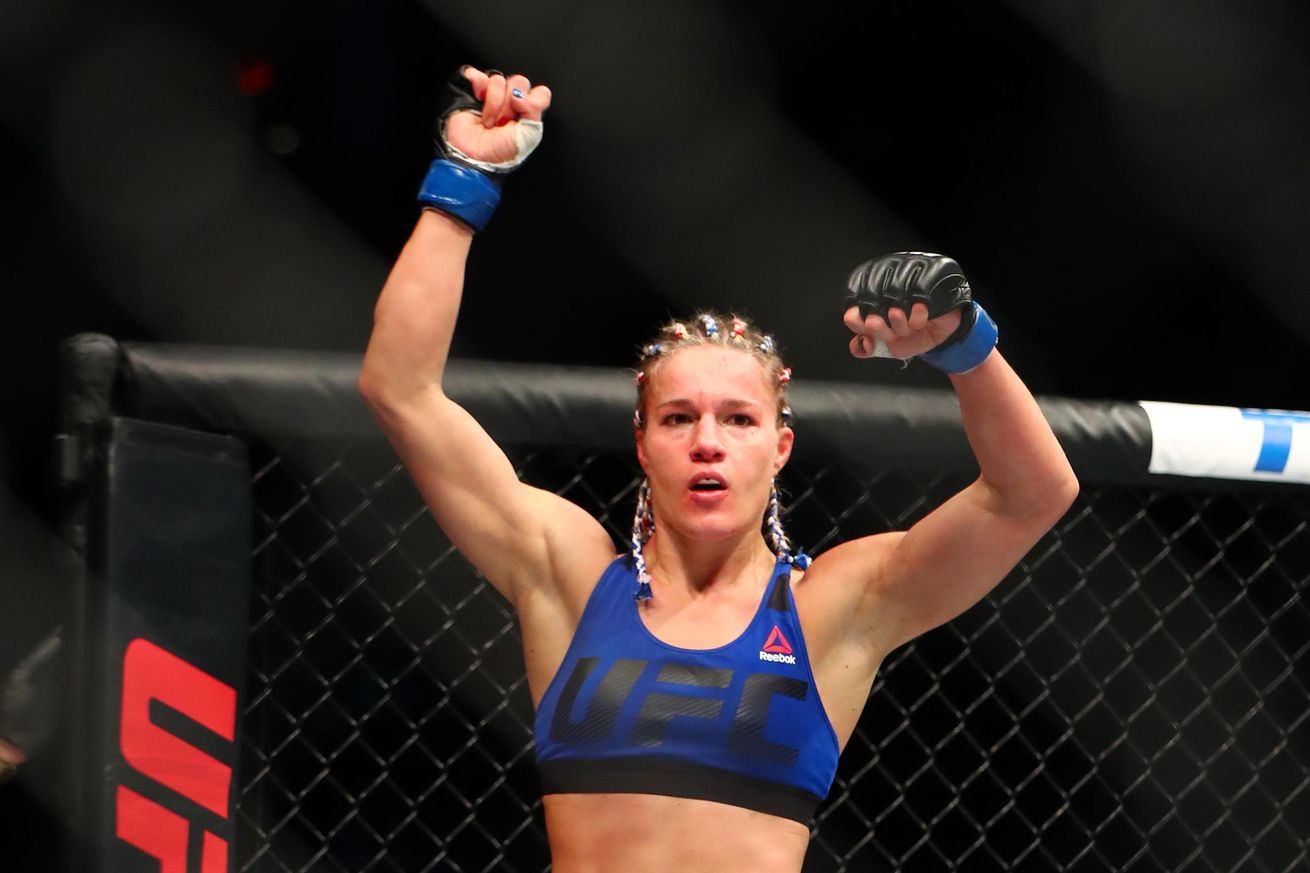 UFC Fight Night 104 results: Not 'old and washed up' Felice Herrig wants Paige VanZant or Michelle Waterson next