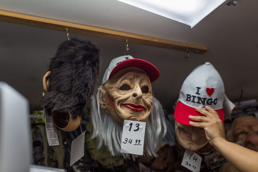 Inside la casa de los trucos miami 39 s oldest costume store - Trucos de casa ...