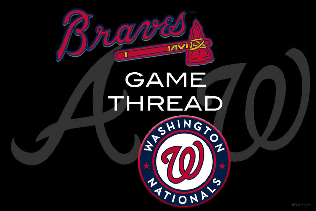 Three-run 8th inning lifts Nationals over Braves 9-7