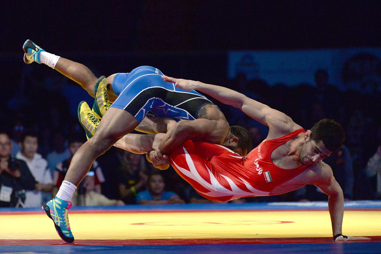 Carpet Fighting: A freestyle wrestling World Cup preview ...