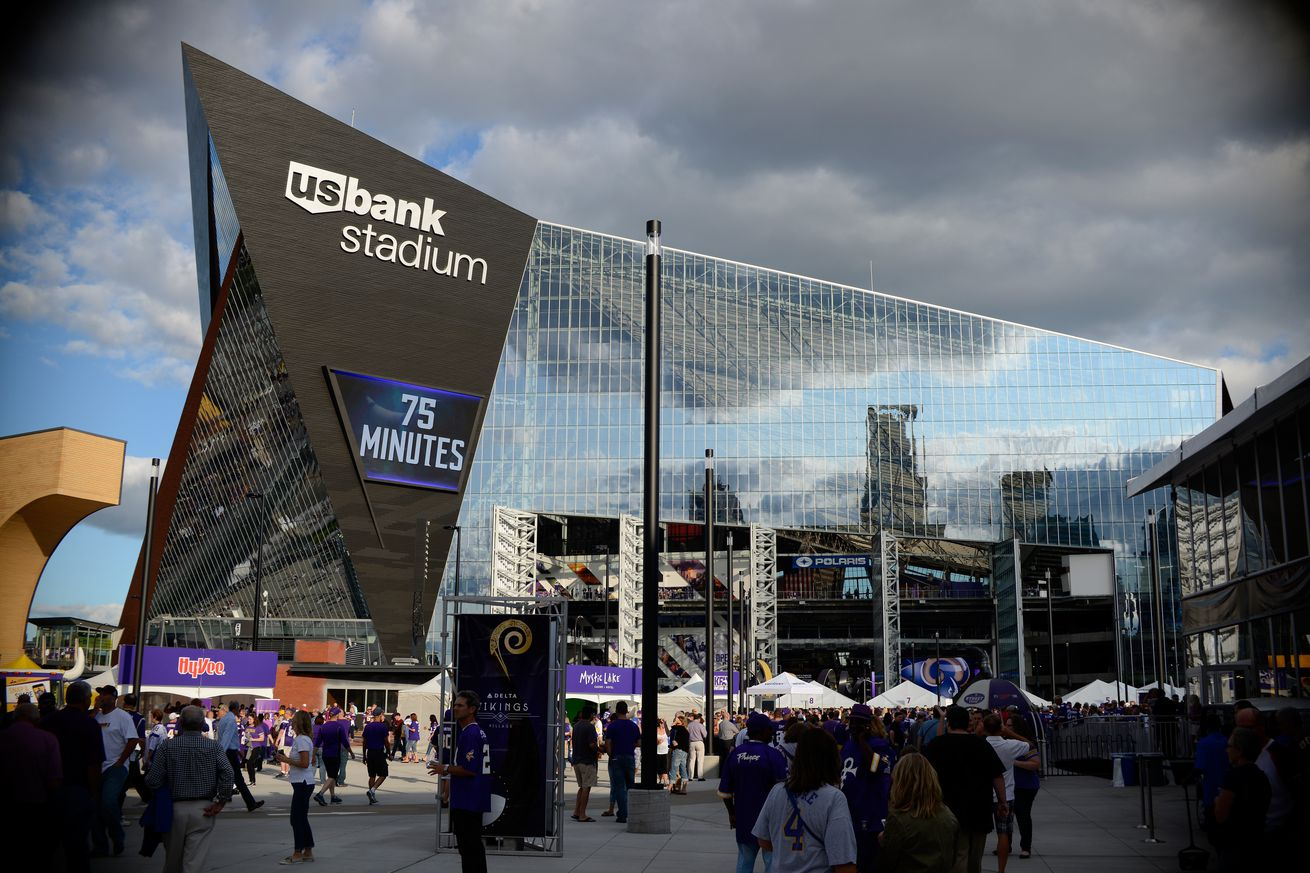 Vaulted: Getting to and Navigating U.S. Bank Stadium