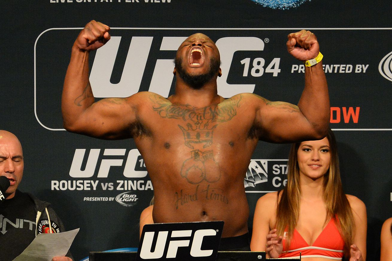 Live UFC Halifax weigh in video results