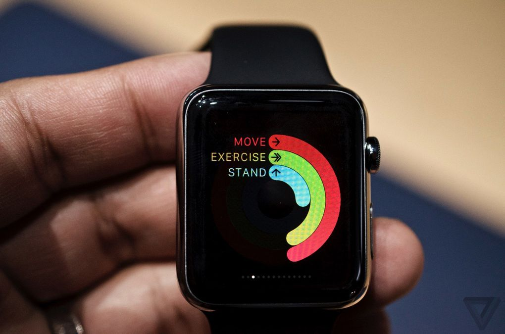 Hands-on with a (working) Apple Watch