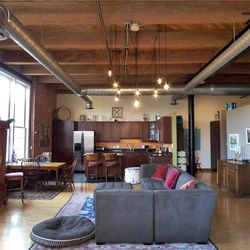 River Place Corner Loft Asks 579k Curbed Detroit