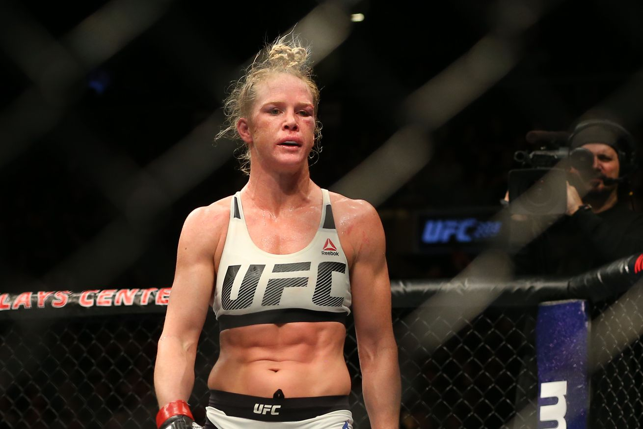 Manager: UFC wants Holly Holm to fight Ji Yeon Kim in Singapore