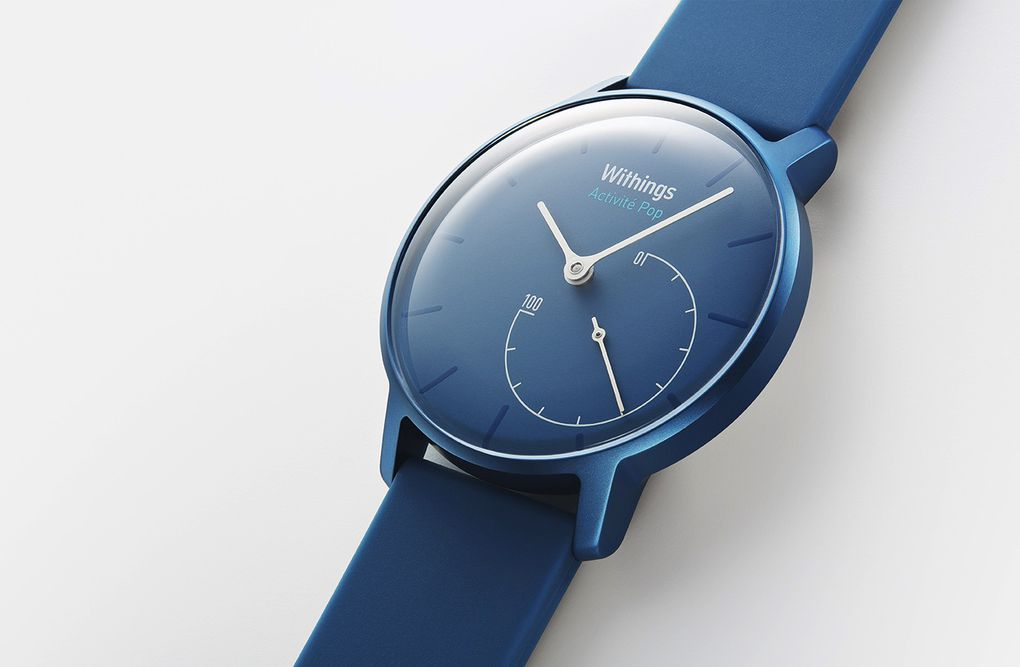 The Withings Activité Pop is a cheaper brand of beautiful ...