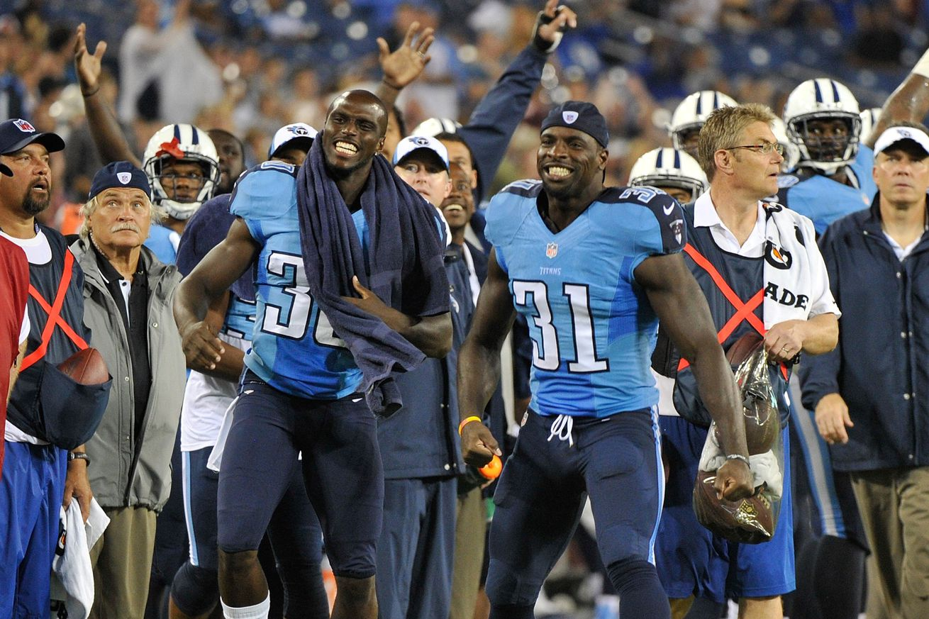 Tennessee Titans 53 Man Roster After Final Cuts....For Now - Music ...