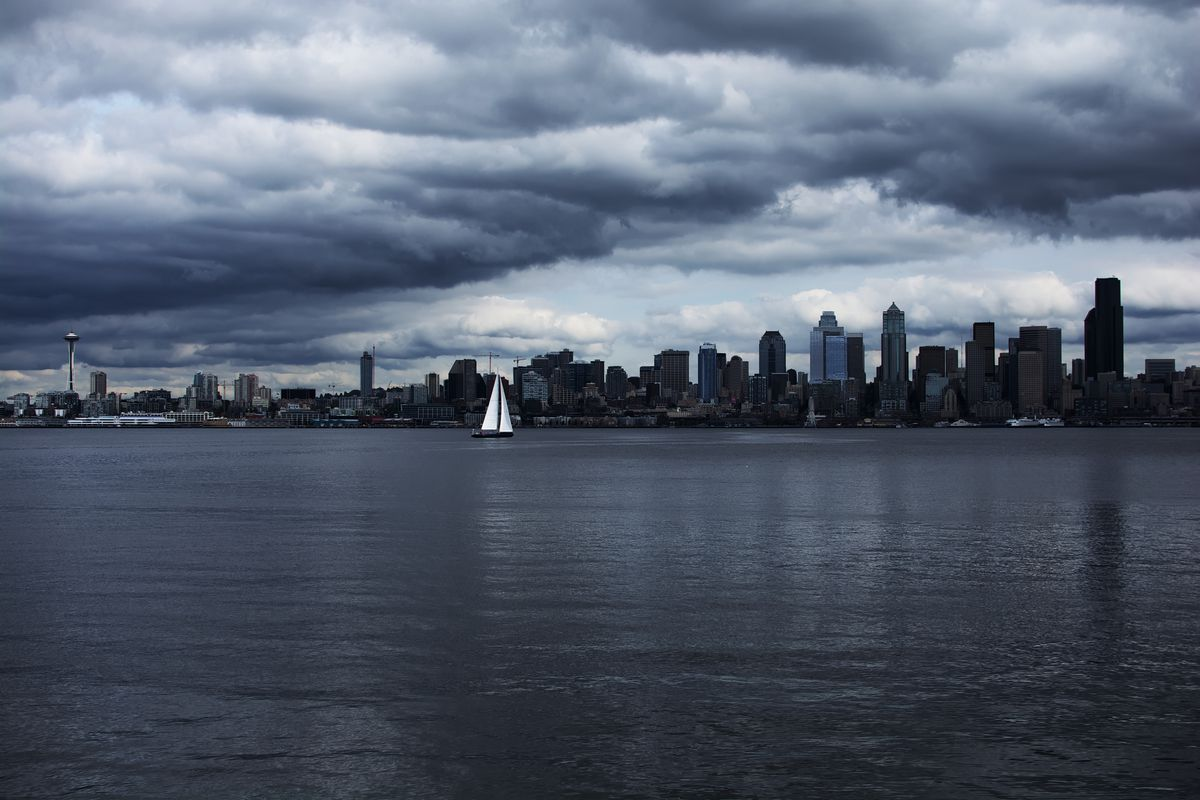 seattle march weather is wettest in decades