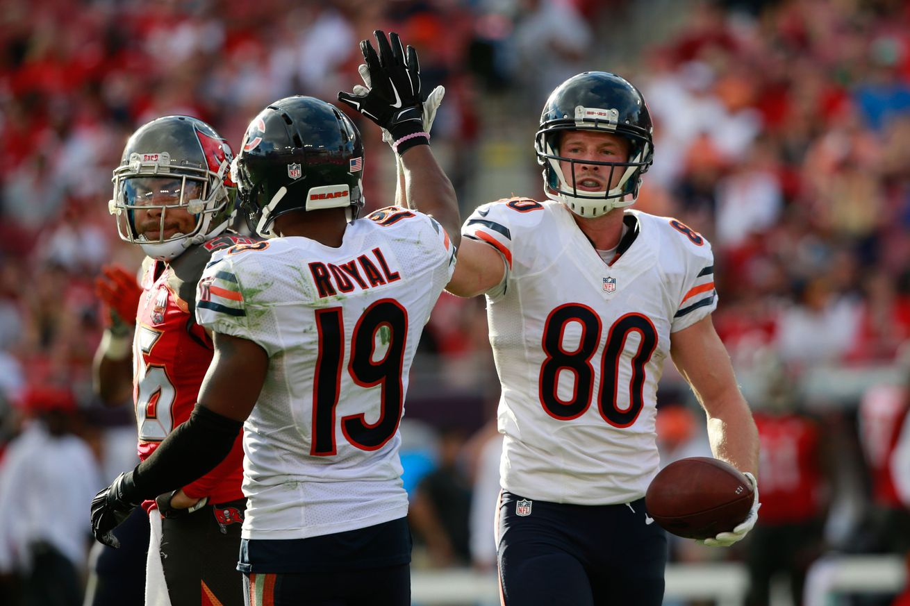 NFL Jerseys Sale - Chicago Bears 53 man roster prediction: Final Take - Windy City ...
