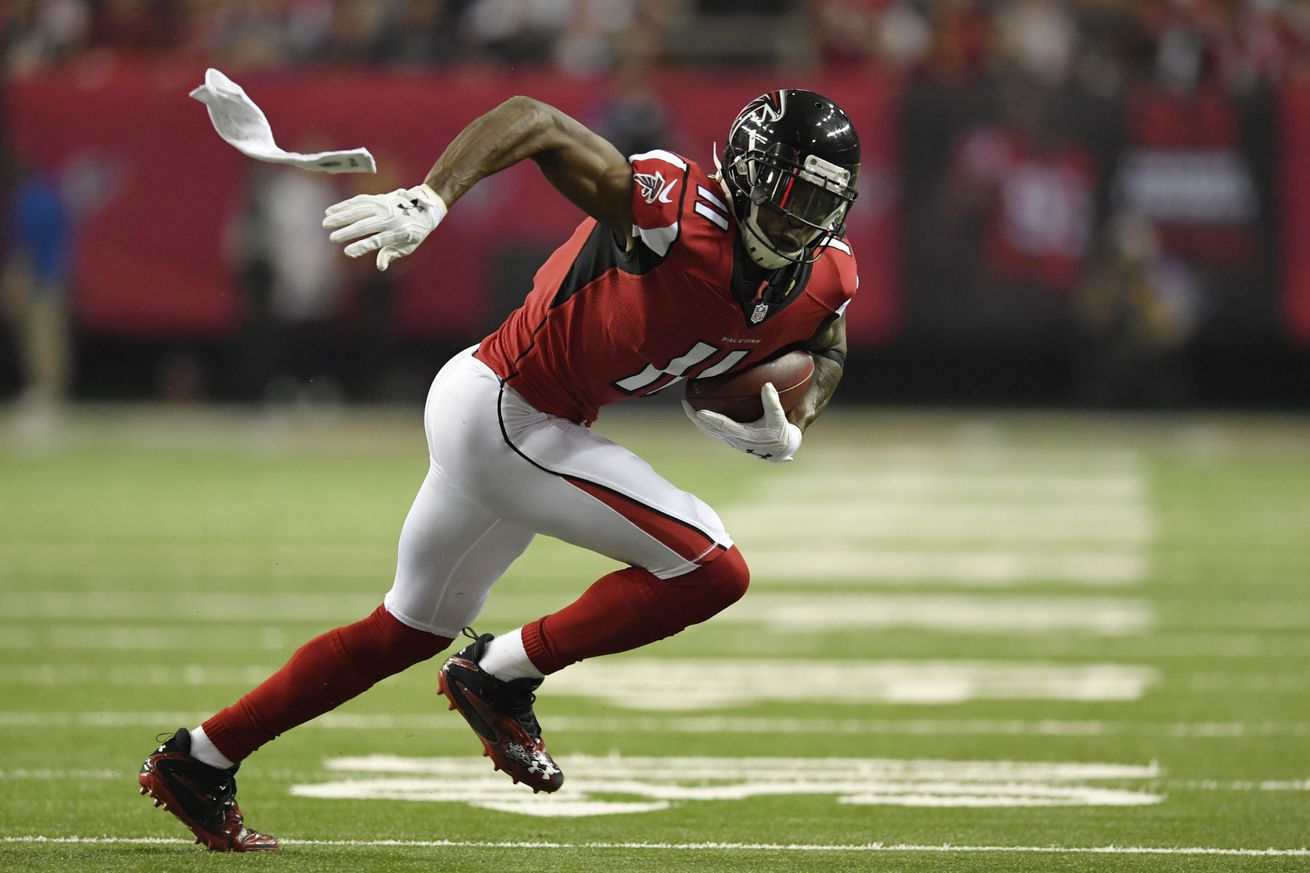 Falcons injury report: Julio Jones limited Friday, will play vs. Packers