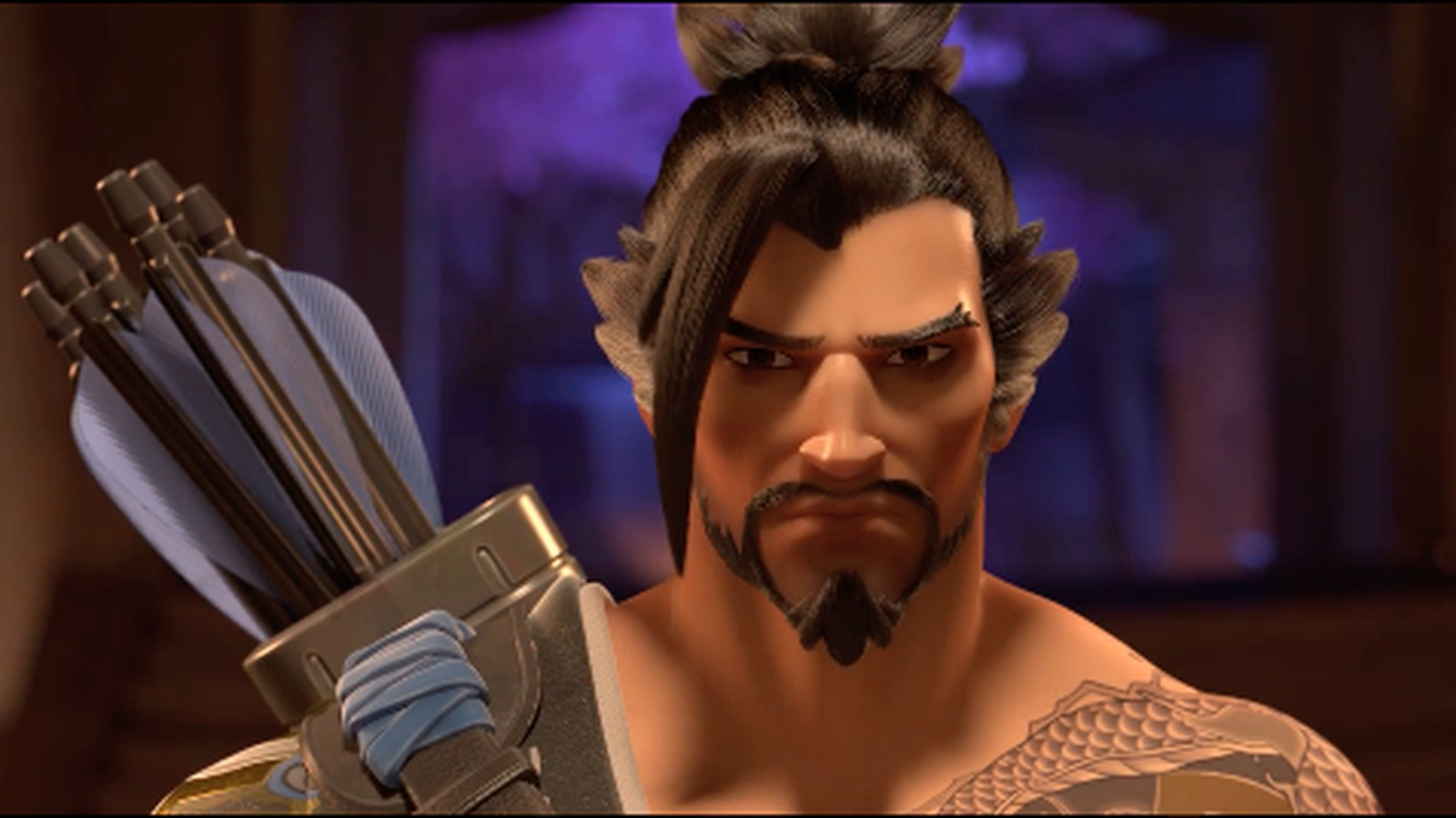 Overwatch S Third Animated Short Focuses On Hanzo S Past Polygon