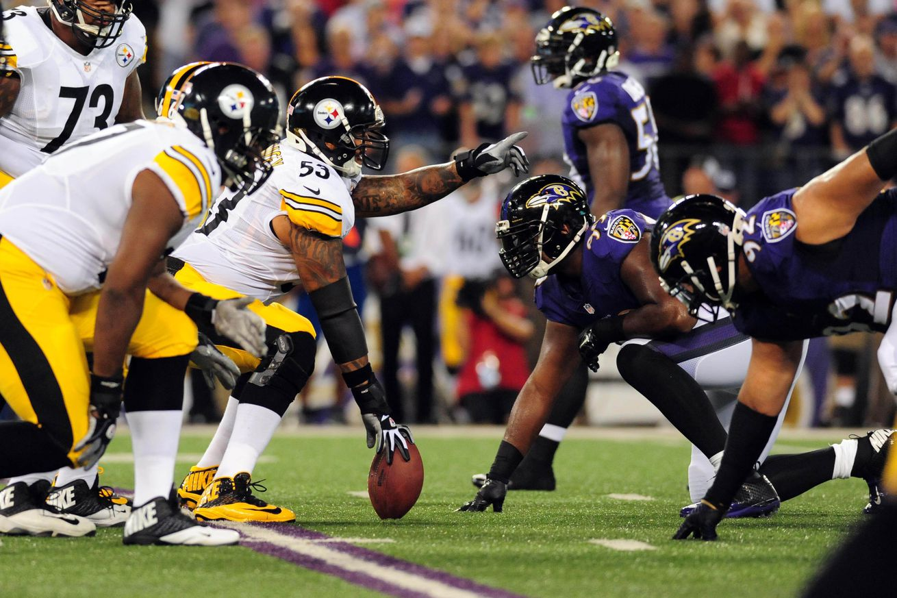 Steelers Steve McLendon top PFF rankings in loss to Ravens ...