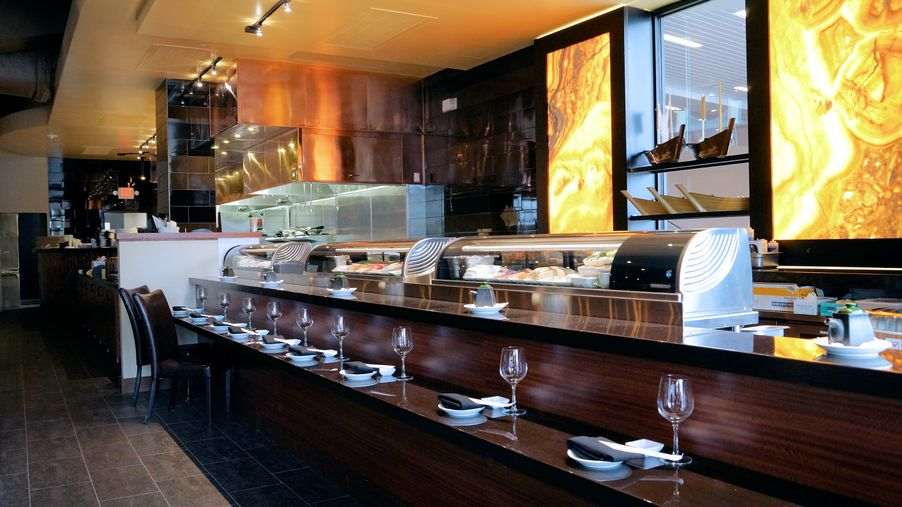 You Decide Sushi Or American Fare At Crave American