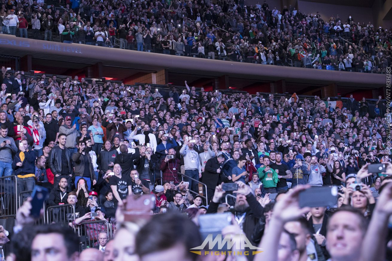 community news, New York State made $37.4 million in economic output from UFC 205: study